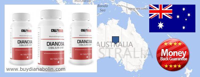 Onde Comprar Dianabol on-line Australia