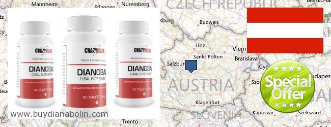 Onde Comprar Dianabol on-line Austria