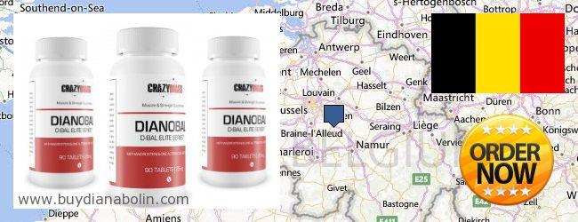 Onde Comprar Dianabol on-line Belgium