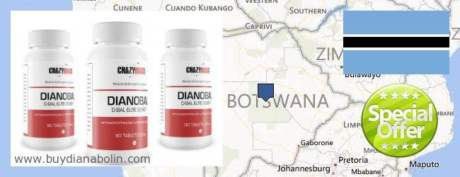 Onde Comprar Dianabol on-line Botswana
