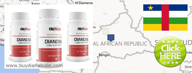 Onde Comprar Dianabol on-line Central African Republic