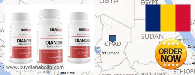 Onde Comprar Dianabol on-line Chad