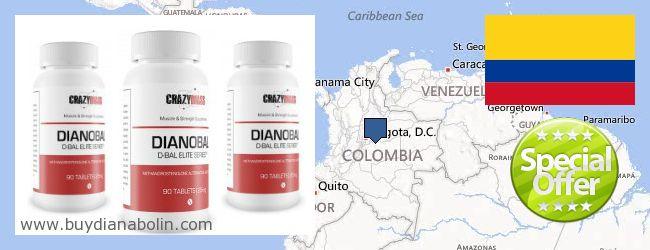 Onde Comprar Dianabol on-line Colombia