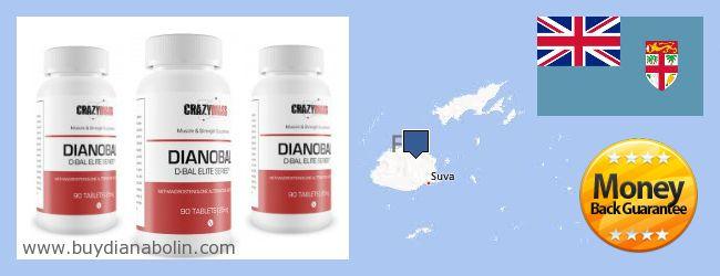 Onde Comprar Dianabol on-line Fiji