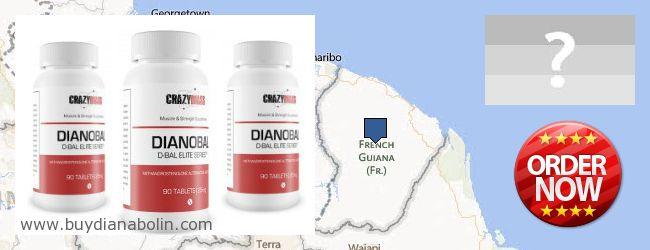 Onde Comprar Dianabol on-line French Guiana