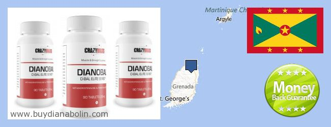 Onde Comprar Dianabol on-line Grenada