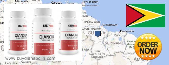 Onde Comprar Dianabol on-line Guyana