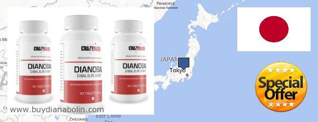 Onde Comprar Dianabol on-line Japan
