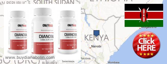 Onde Comprar Dianabol on-line Kenya