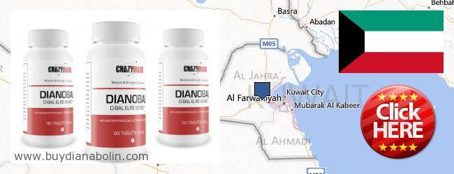 Onde Comprar Dianabol on-line Kuwait
