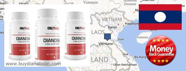 Onde Comprar Dianabol on-line Laos