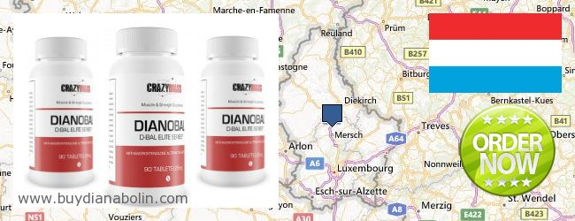 Onde Comprar Dianabol on-line Luxembourg