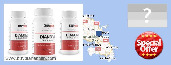 Onde Comprar Dianabol on-line Martinique
