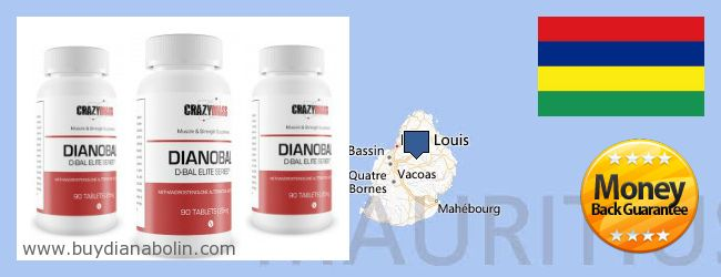 Onde Comprar Dianabol on-line Mauritius