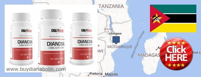 Onde Comprar Dianabol on-line Mozambique
