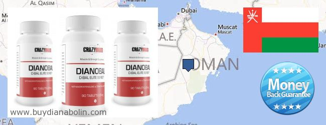 Onde Comprar Dianabol on-line Oman
