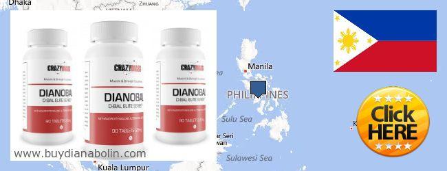 Onde Comprar Dianabol on-line Philippines