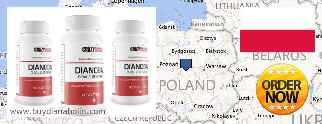 Onde Comprar Dianabol on-line Poland