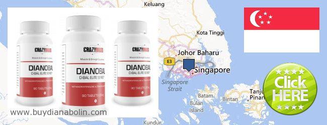Onde Comprar Dianabol on-line Singapore