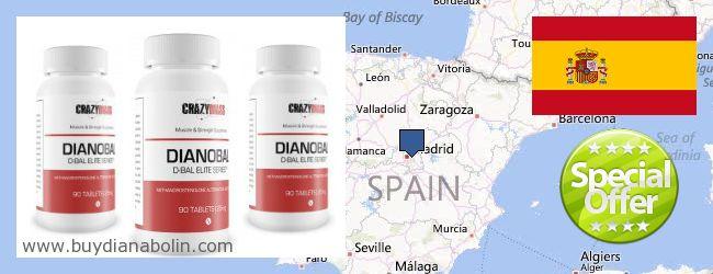 Onde Comprar Dianabol on-line Spain