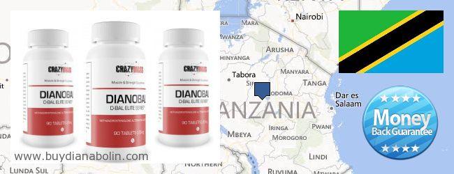 Onde Comprar Dianabol on-line Tanzania