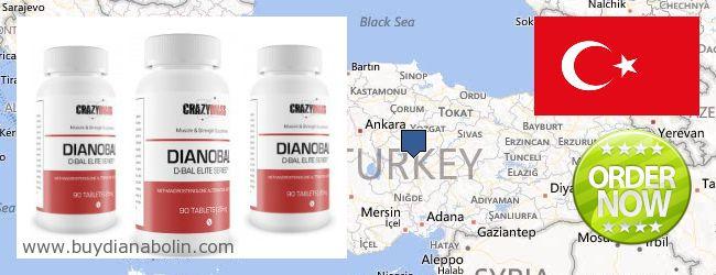 Onde Comprar Dianabol on-line Turkey