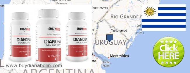 Onde Comprar Dianabol on-line Uruguay