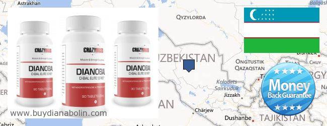 Onde Comprar Dianabol on-line Uzbekistan