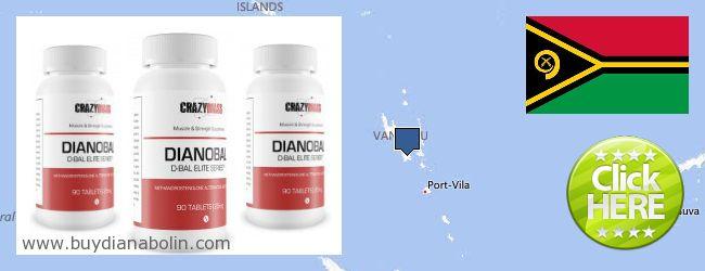 Onde Comprar Dianabol on-line Vanuatu