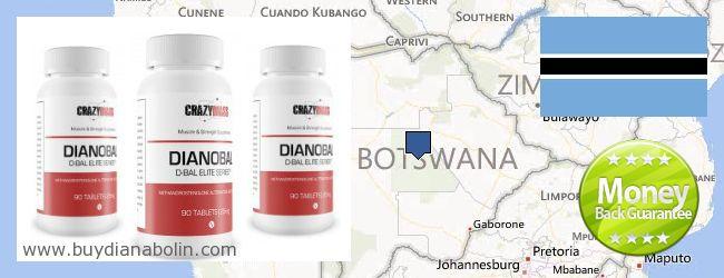 Unde să cumpărați Dianabol on-line Botswana