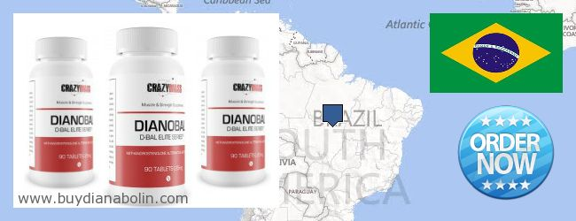 Unde să cumpărați Dianabol on-line Brazil