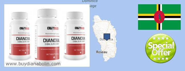 Unde să cumpărați Dianabol on-line Dominica