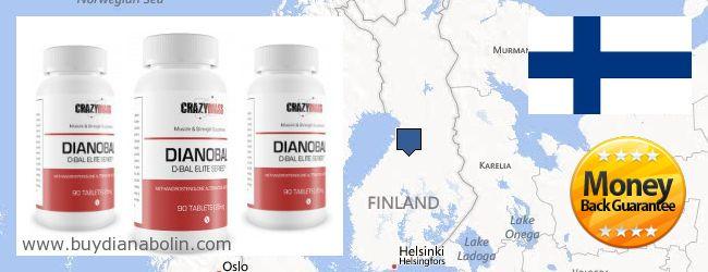 Unde să cumpărați Dianabol on-line Finland