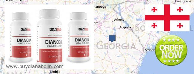 Unde să cumpărați Dianabol on-line Georgia