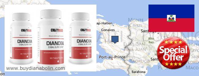 Unde să cumpărați Dianabol on-line Haiti