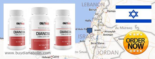 Unde să cumpărați Dianabol on-line Israel
