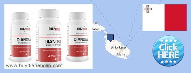 Unde să cumpărați Dianabol on-line Malta