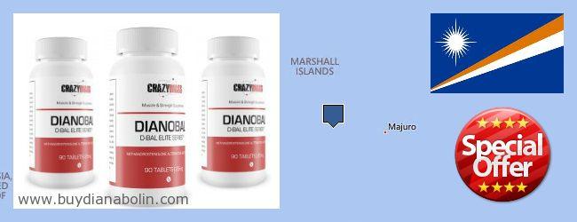 Unde să cumpărați Dianabol on-line Marshall Islands