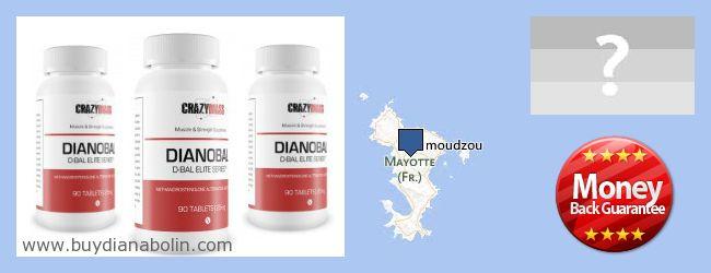 Unde să cumpărați Dianabol on-line Mayotte