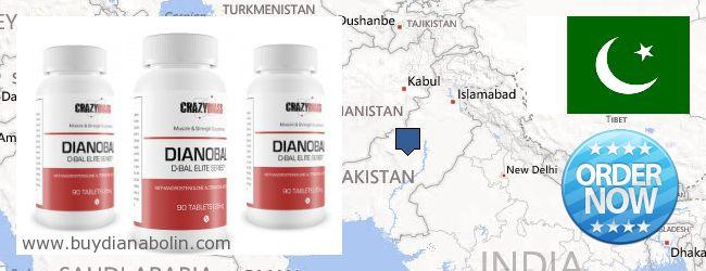 Unde să cumpărați Dianabol on-line Pakistan