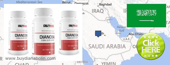 Unde să cumpărați Dianabol on-line Saudi Arabia