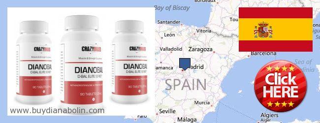 Unde să cumpărați Dianabol on-line Spain