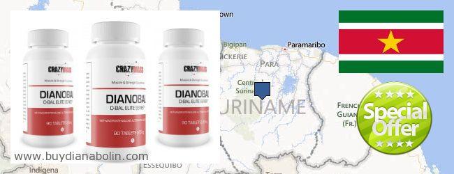 Unde să cumpărați Dianabol on-line Suriname