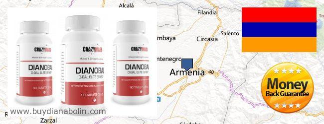 Hol lehet megvásárolni Dianabol online Armenia