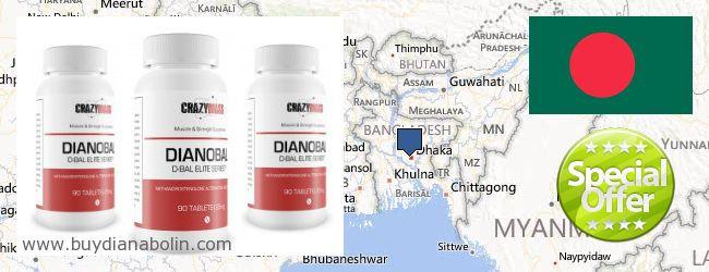 Hol lehet megvásárolni Dianabol online Bangladesh
