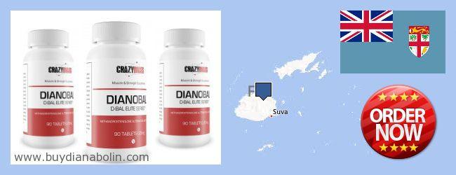 Hol lehet megvásárolni Dianabol online Fiji