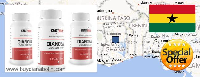 Hol lehet megvásárolni Dianabol online Ghana