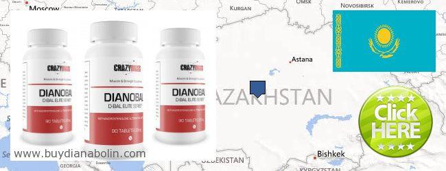 Hol lehet megvásárolni Dianabol online Kazakhstan