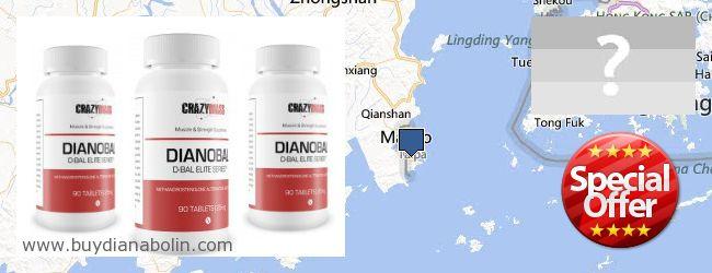 Hol lehet megvásárolni Dianabol online Macau