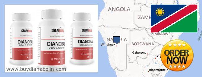 Hol lehet megvásárolni Dianabol online Namibia